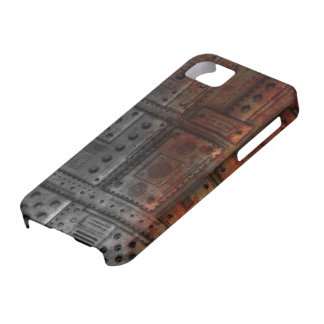 Screws and Rivets weld iPhone SE/5/5s Case