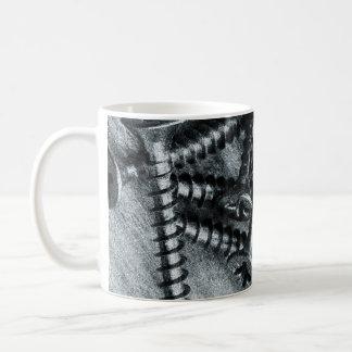 Screws Coffee Mugs