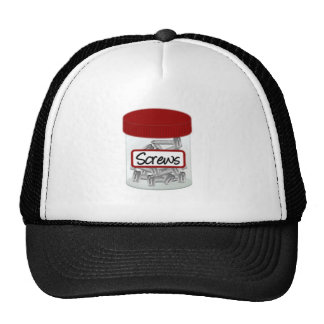 Screws Nuts Bolts and Nails Trucker Hat
