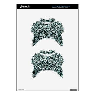 Screws Xbox 360 Controller Skins
