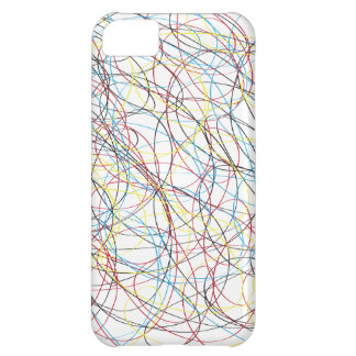 Scribble Case iPhone 5C Cover