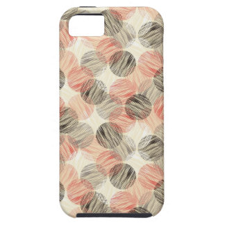Scribble Dots iPhone 5 Case