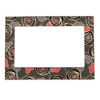 Scribble Floral Magnetic Frame