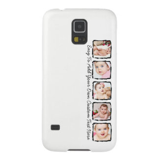 Scribble Frame Design Your Own Personalized Galaxy S5 Case