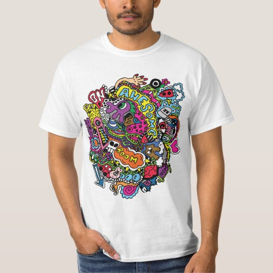 Scribble from my mind T-Shirt