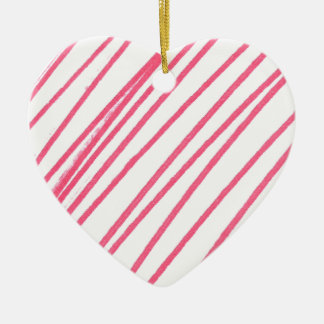 Scribble Heart Ornament