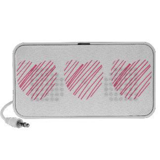 Scribble Heart Speaker