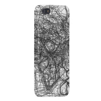 scribble iPhone SE/5/5s cover
