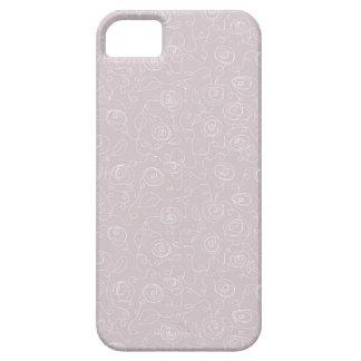 Scribble Rose iPhone SE/5/5s Case