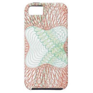 Scribbled Design iPhone SE/5/5s Case