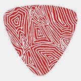 Scribbleprint - Red Pick