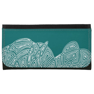 Scribbleprint Wallets