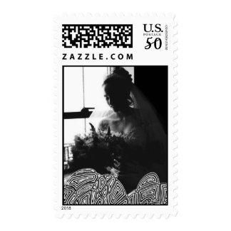 Scribbleprints Photo Frame Postage