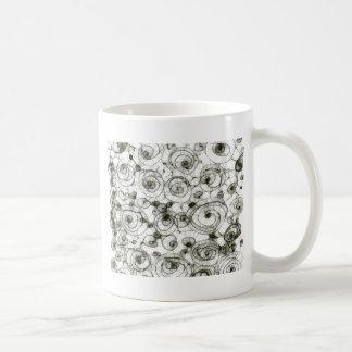 Scribbler Classic White Coffee Mug