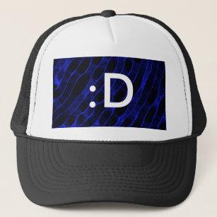 024e7ea09dfe3 Scribbler Diagonal Trucker Hat