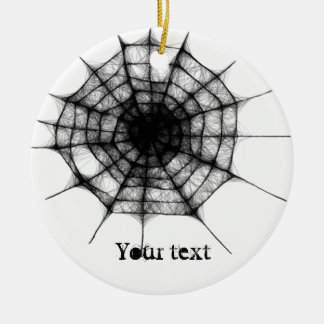 Scribbler Spidernet ornament