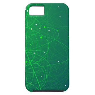 Scribbles and Circles2 iPhone 5 Case