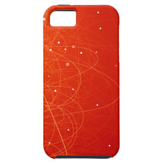 Scribbles and Circles iPhone 5 Covers