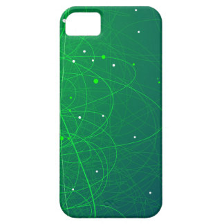 Scribbles and Circles iPhone SE/5/5s Case