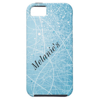 Scribbles & Dots iPhone 5 Case