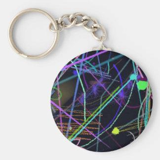 Scribbles Keychain