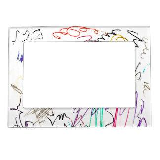 Scribbles Magnetic Frame