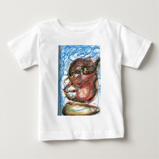 Scribbles of Meditation Baby T-Shirt