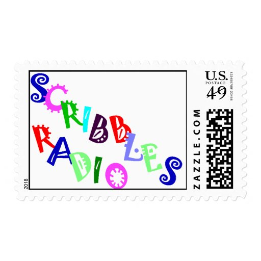 SCRIBBLES STAMPS