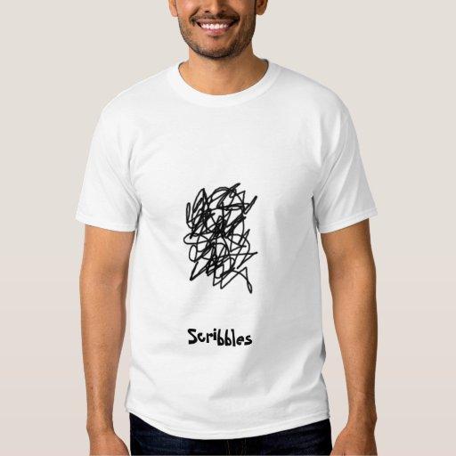 Scribbling, Scribbles T-Shirt