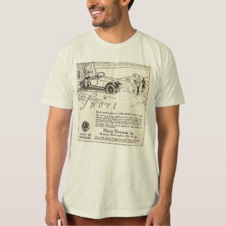 Scripps-Booth Vintage Auto Newspaper Ad Shirt