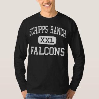 Scripps Ranch - Falcons - High - San Diego T-Shirt