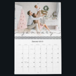 "Script Font | 2020 Photo Calendar<br><div class=""desc"">It"