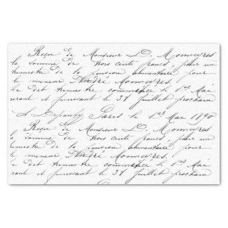 Script Love!! Tissue Paper