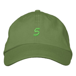 Script-Number 5 Baseball Cap