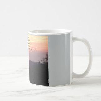Scriptural Coffee Mug John 14:27