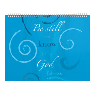 Scripture and Christian Quotes Calendar