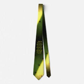Scripture Cactus tie