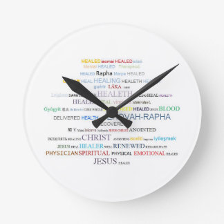 Scripture Clock -Healing