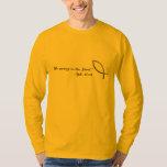 Scripture/ Jesus symbol Men's T-shirt