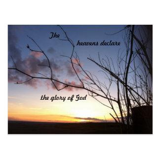 Scripture Postcard