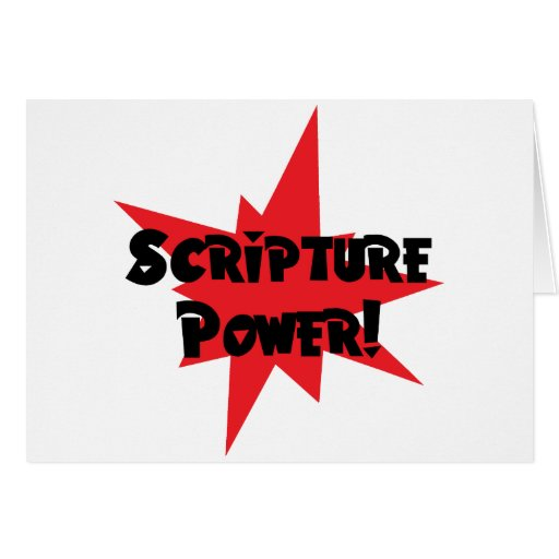 Scripture Power Cards