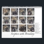 """Scripture with Broadway, 2016 calendar<br><div class=""""desc"""">An inspirational calendar,  with scripture from both Old &amp; New Testament. Scripture is in the NIV.</div>"""