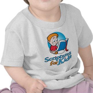 Scriptures 4 Kids T-shirts