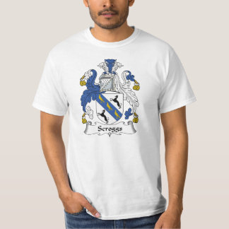 Scroggs Family Crest T-Shirt