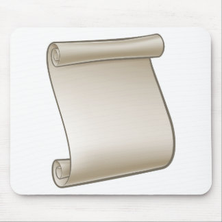 Scroll Banner Background Mouse Pad