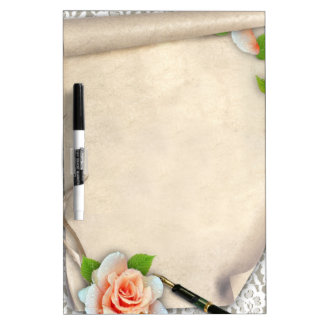 Scroll Dry Erase Whiteboards