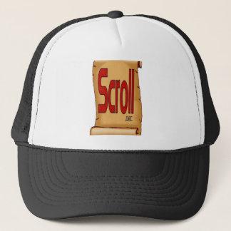 Scroll Logo Trucker Hat