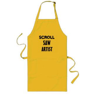 SCROLL SAW ARTIST - APRON