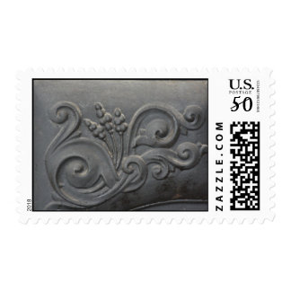 Scrolled Ceiling Detail Postage