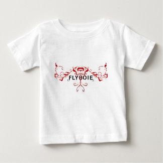 Scrollflyboie Baby T-Shirt